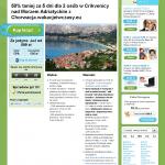 Groupon - wakacje na Chorwacji za 599 zł